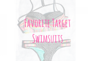 Favorite Target Swimsuits