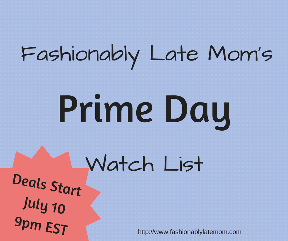What I'm Watching on Prime Day!