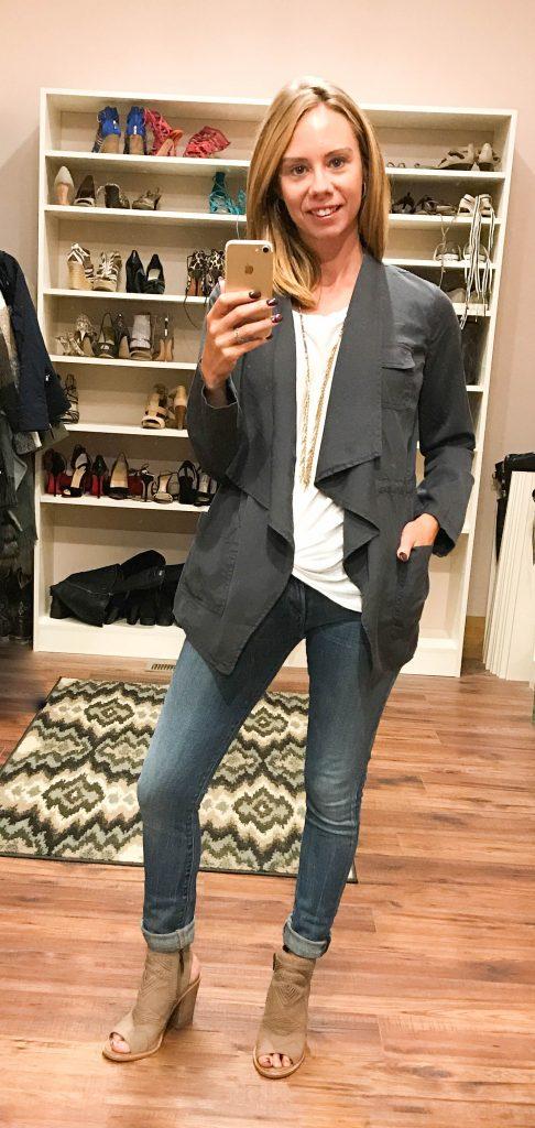 Basics for the fall wardrobe