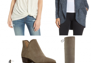 Thanksgiving Dinner- What to Wear