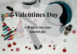 Valentine's Day Gift Guide for Your Special Guy