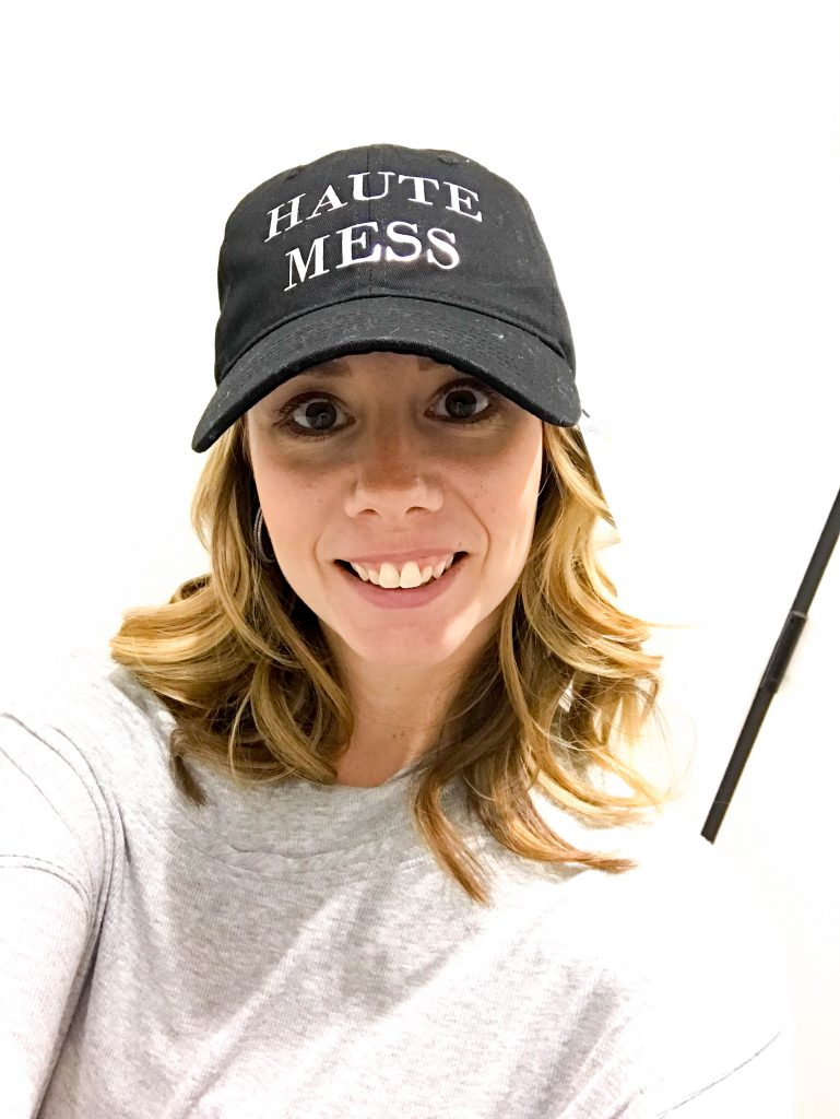 Haute Mess Hat