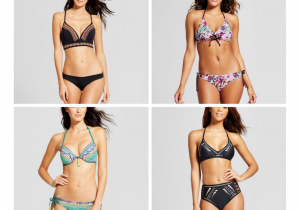 Swimsuit Season Ready- Target Sale