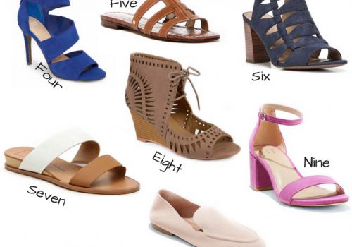 Spring Sandals Under $50