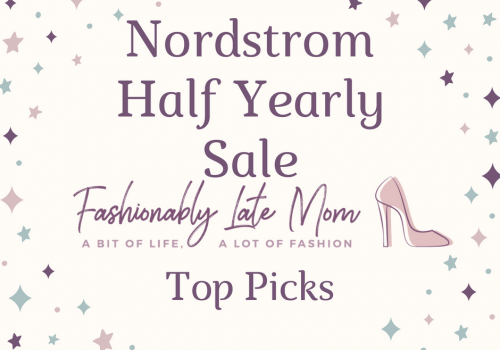 FLM Nordstrom Half Yearly Sale Wrap-up