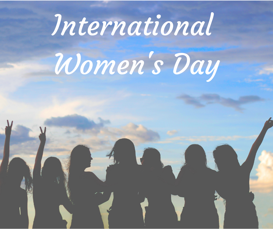 It's Time To Celebrate Women